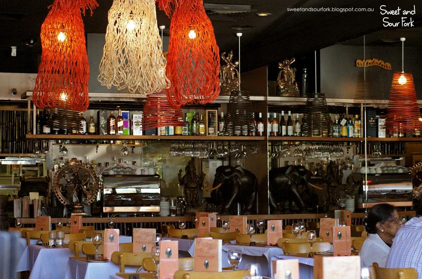 Interior Kingdom Restaurant Glen Waverley : Sweet and sour fork has moved elephant corridor