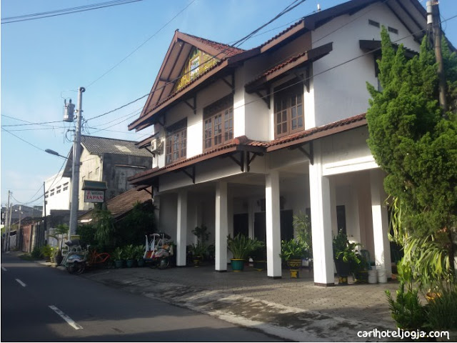 Wisma Tapan Malioboro Yogyakarta