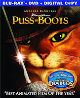 Puss in Boots (2011) BluRay 720p 550MB