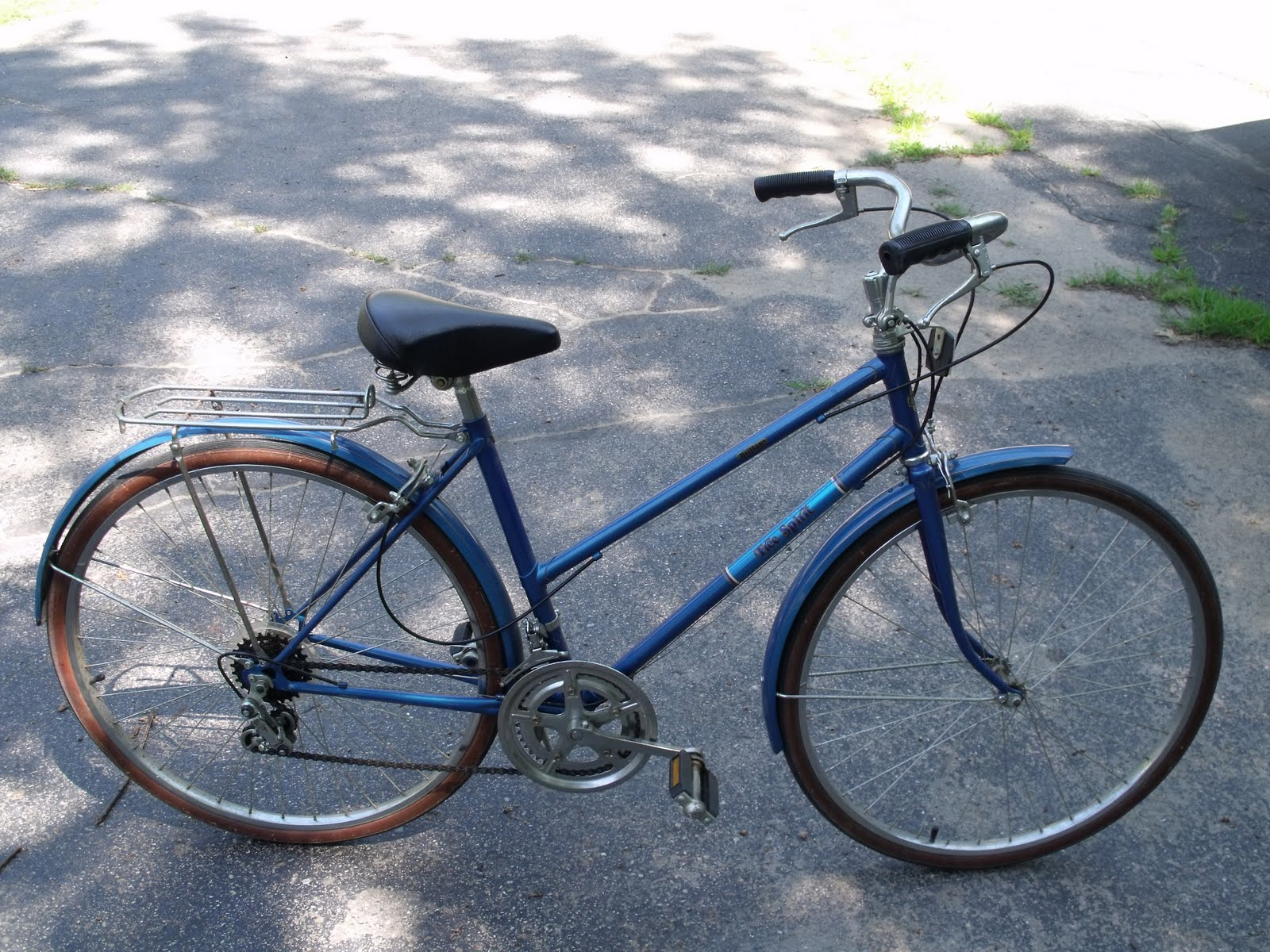 Hugh S Bicycle Blog Free Spirit Brittany 12 Speed Ladies