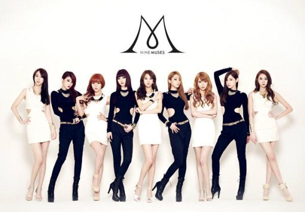 Nine Muses 'Dolls'