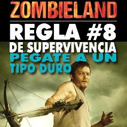 Zombieland meets The Walking Dead