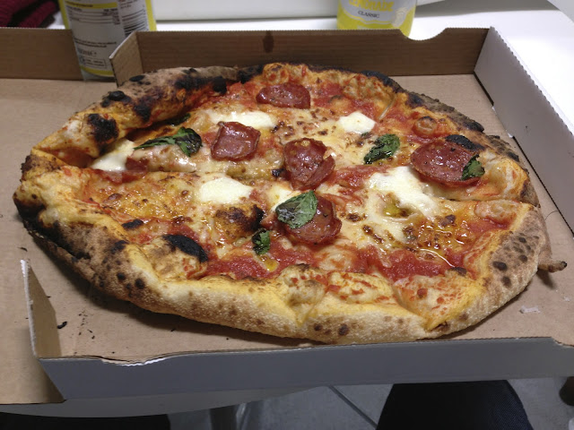 We The Food Snobs review Fundi Pizza at KERB