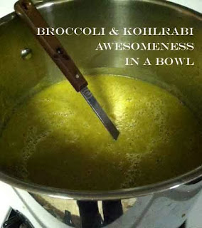 low calorie quick and easy healthy broccoli soup