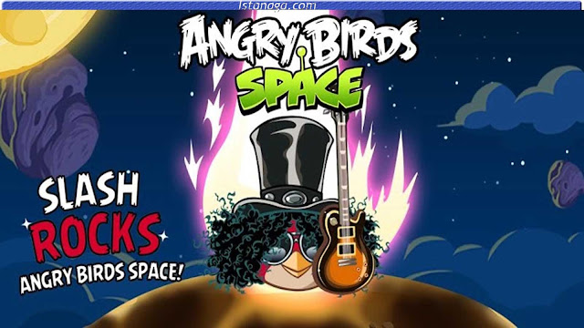 Download Angry Birds Space Premium v1.5.1 Apk