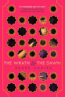 The Wrath and the Dawn book cover