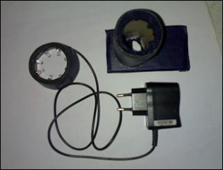 bagian-bagian dari alat bantu rekam