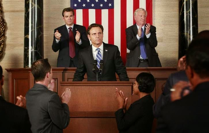 "Scandal - The State of the Union - Review: ""A Powerful Speech"""