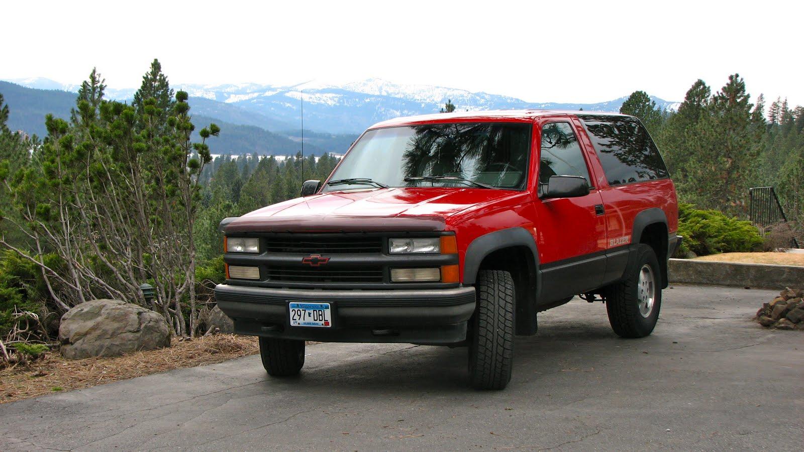 1994 chevy blazer sport 1994 chevrolet blazer sport 3 950
