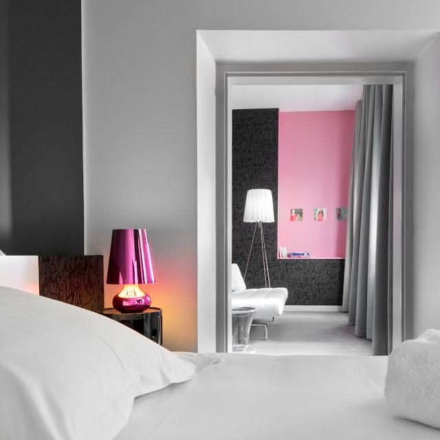 Hotelsuite des La Monnaie Art & Spa Hotels