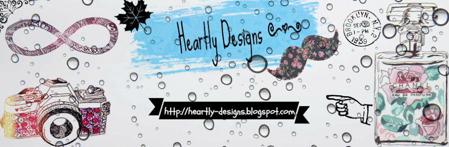 Heartly Designs.