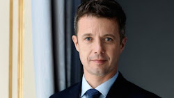 Crown Prince Frederik of Denmark's 49th birthday