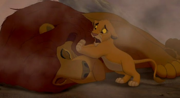 mufasa's death