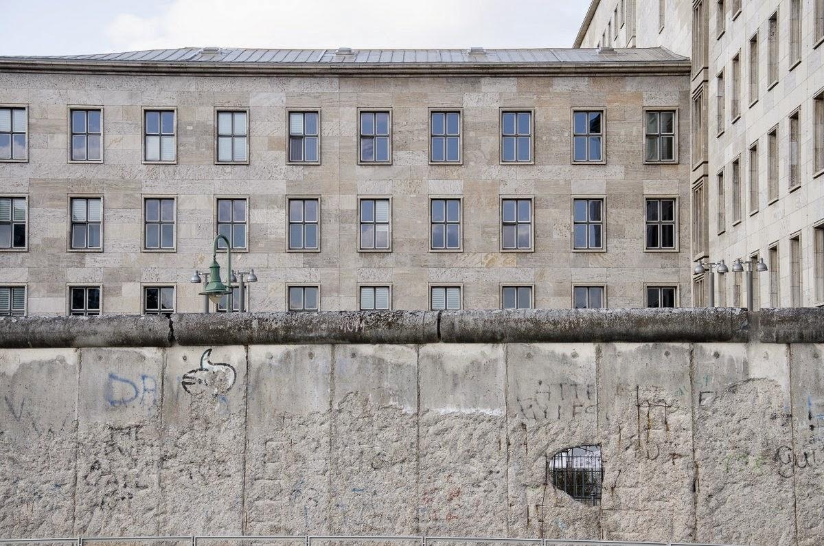 Berlin - topographie des terreurs
