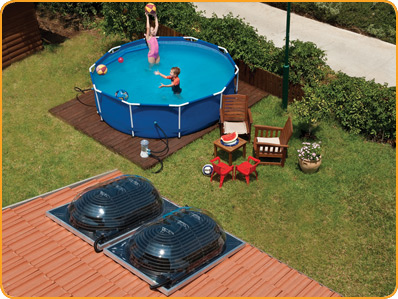 Swimming Pool Heat 2011
