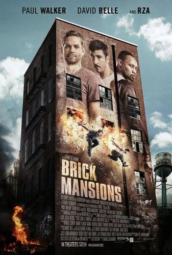 Brick Mansions (2014) di Bioskop