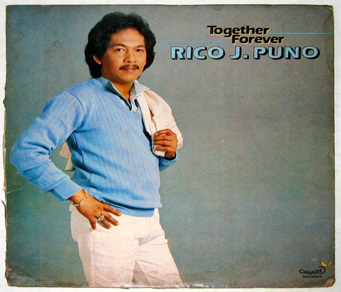 Rico J Puno - Together Forever