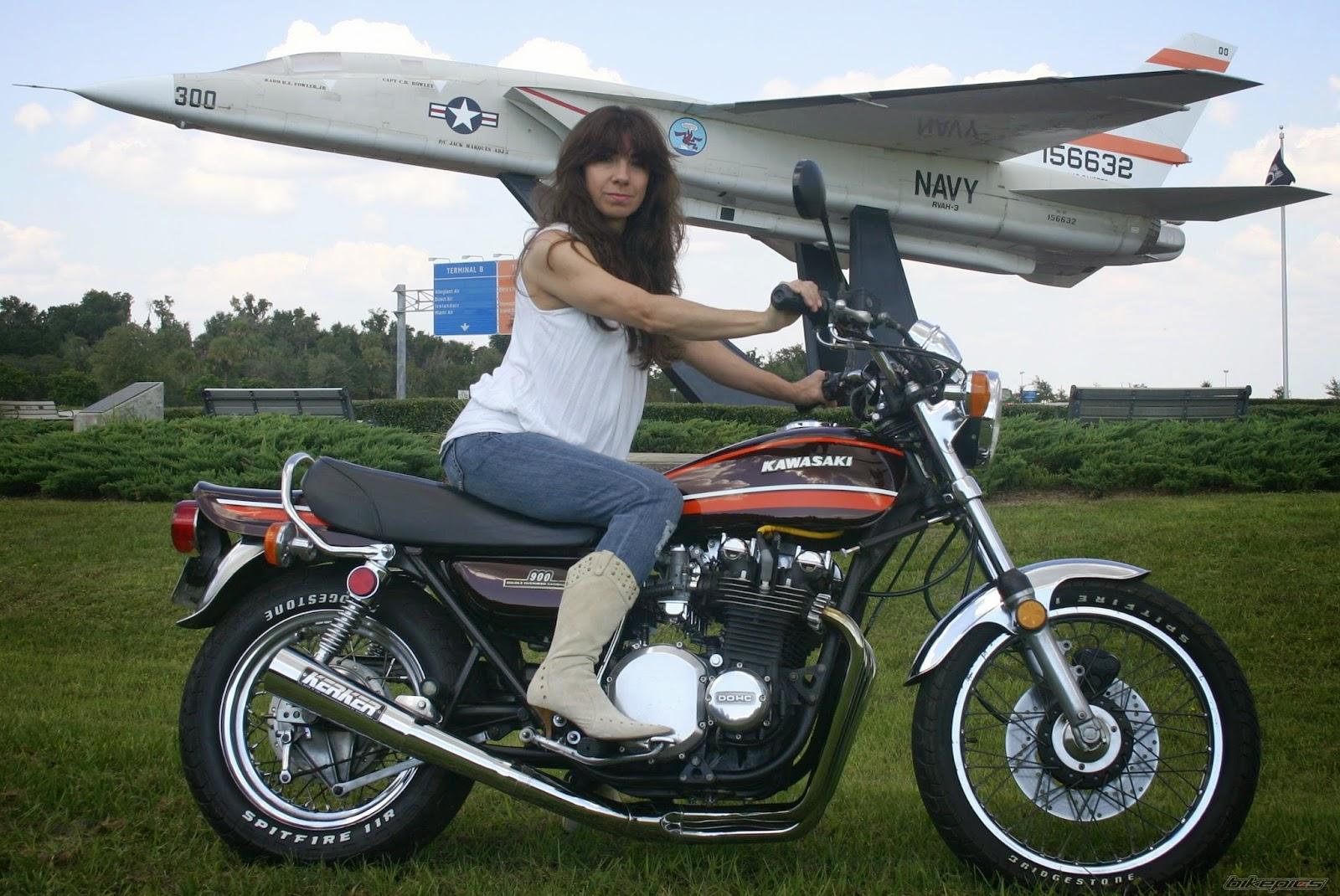 clubdes5a blogspot   club5a moto de l gende   essai kawasaki 900 z1 de 1974