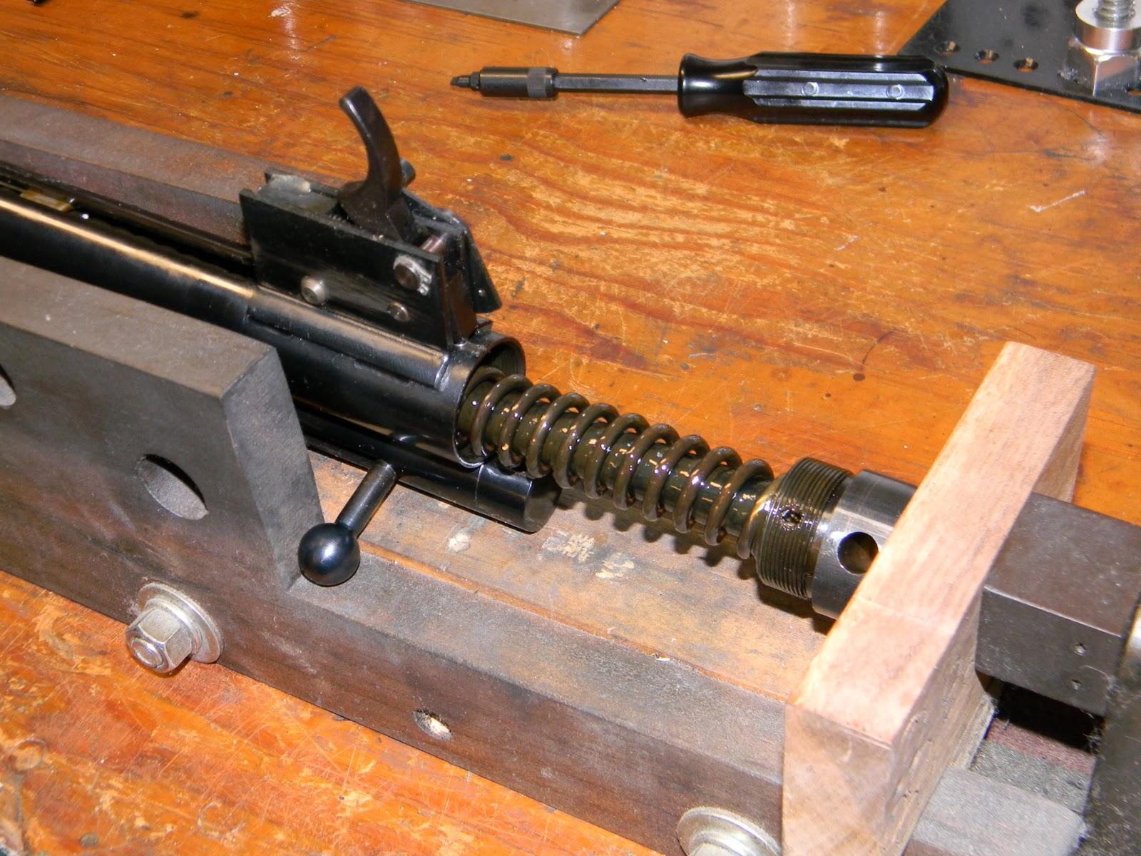 Valve Spring Compressor Bench Clarke Ssc1000 1tonne Strut