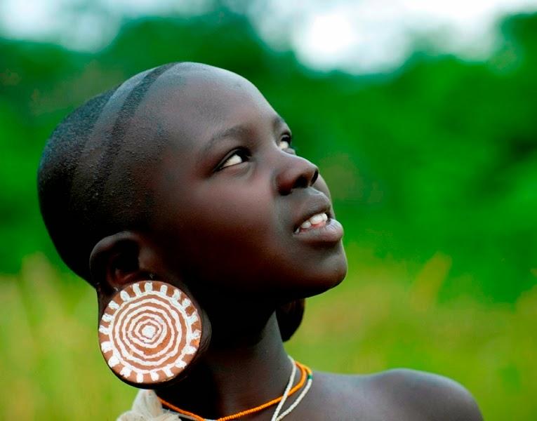 Cuadros, pinturas, oleos: Imagenes de Rostros Africanos