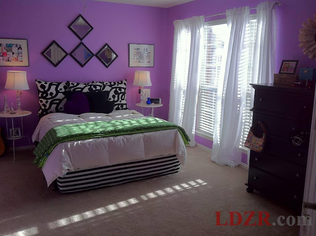Here Is An Some Picture For Purple Bedroom Decor. Hopefully These  Suggestions Will Give You A Little Inspiration When It Comes To Decorating  Your Bedroom ...