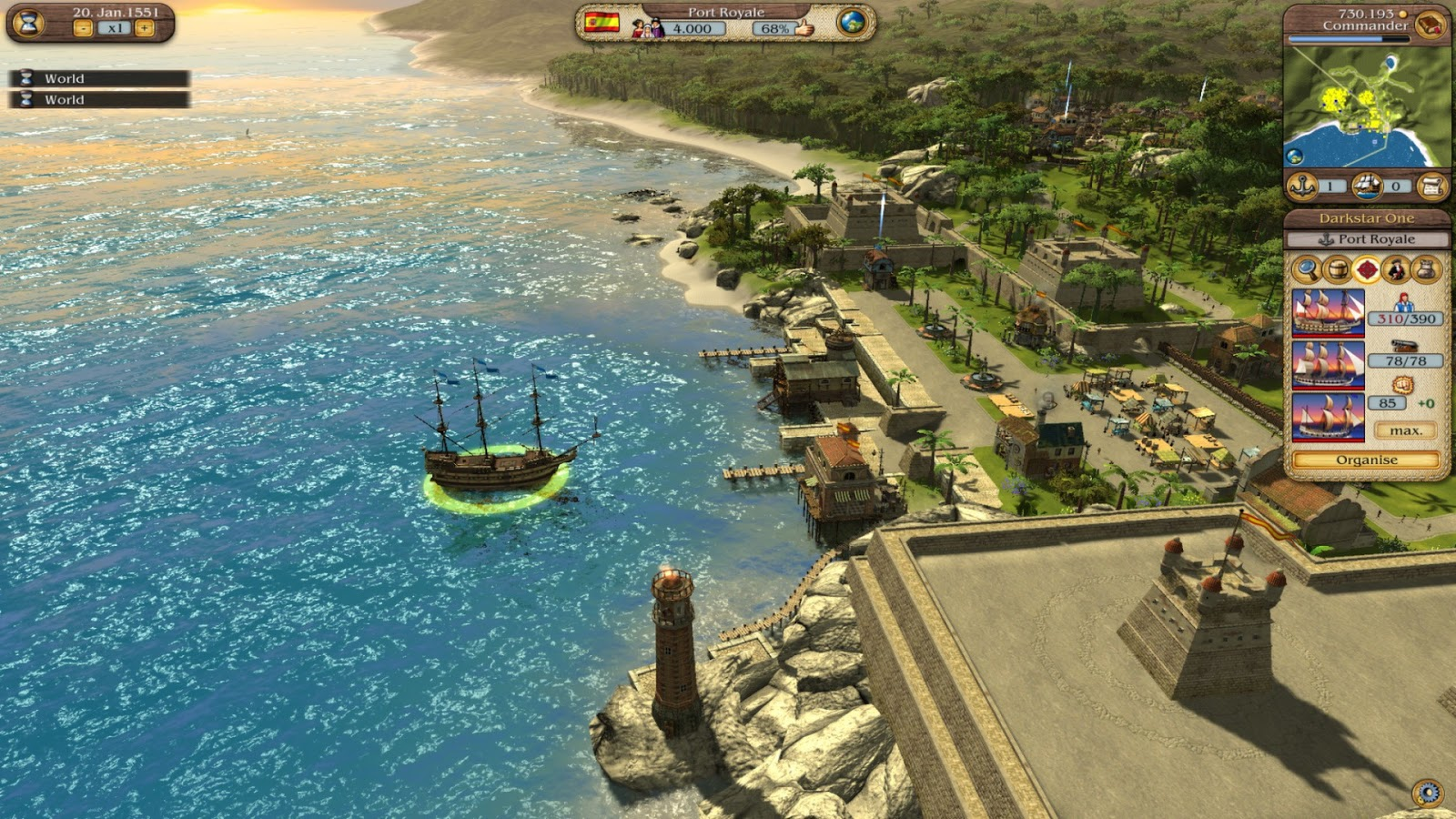 port royale 3 free download pc game free pc game full