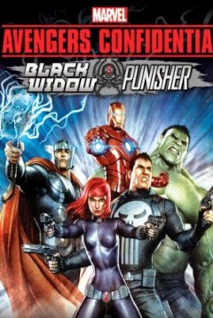 Black Widow And Punisher (BRRip HD Inglés Subtitulada) (2014)