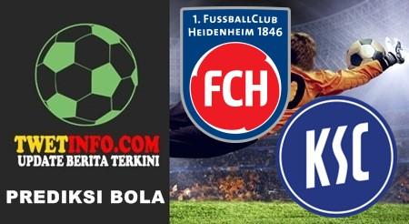 Prediksi Heidenheim vs Karlsruher, Bundesliga 27-09-2015