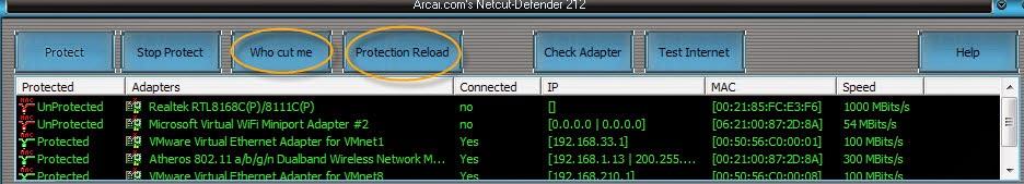 Netcut Defender- Melindungi koneksi internet anda