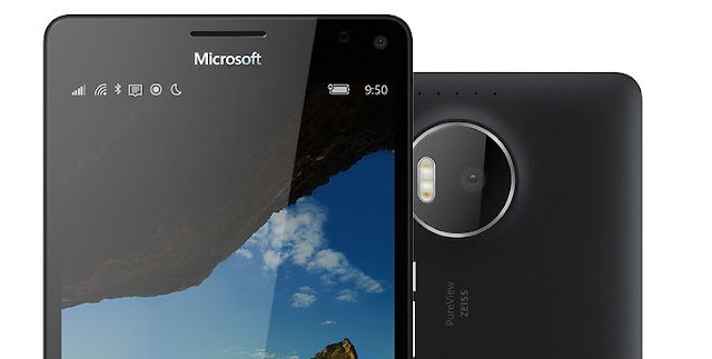 Microsoft Lumia 950 Price in India