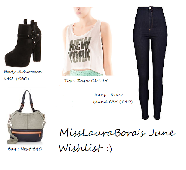 June Wishlist :)