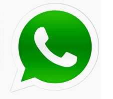 I am on whatsapp