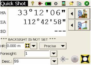Cara Mengukur Menggunakan Total Station Nikon Nivo C Series