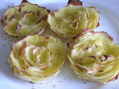 Róże ziemniaczane