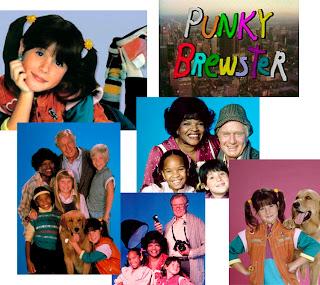 Reparto, actores de la serie Punky Brewster