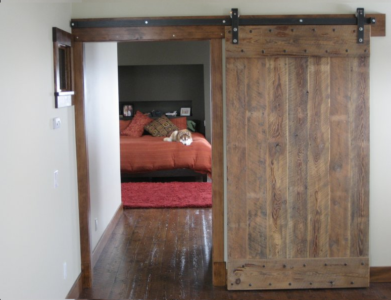 Coffee and cashmere barn doors for The barn door company