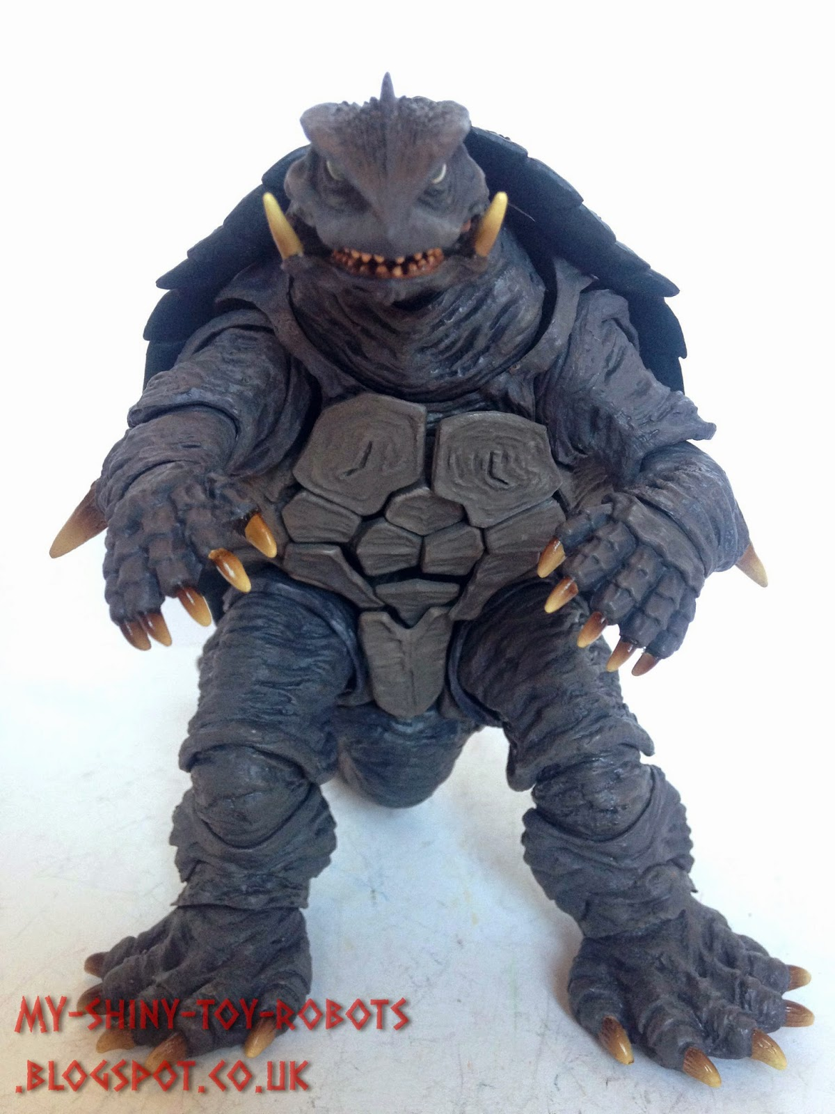 Gamera front view