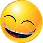 Happy Smiley - Hahahahahahahahaha That's just sooo funny!