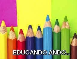 EDUCANDO ANDO