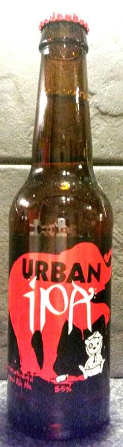 Urban IPA (Tiny Rebel)