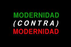 Modernidad (contra) modernidad de Sergio Brown