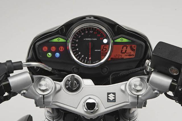 Suzuki GW250 Inazuma Speedometer Instrument Panel Nepal