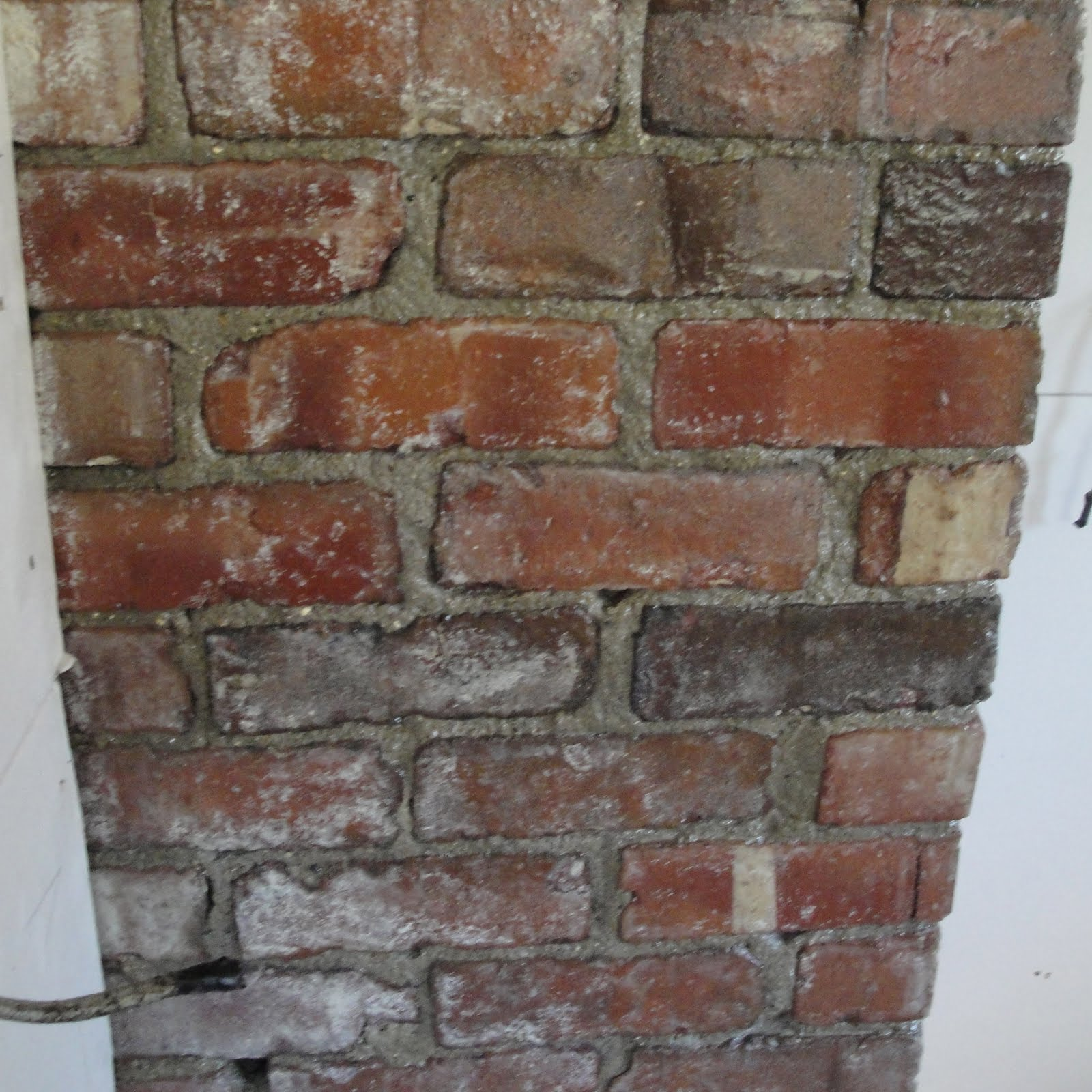 how to clean dried acrylic paint off brick