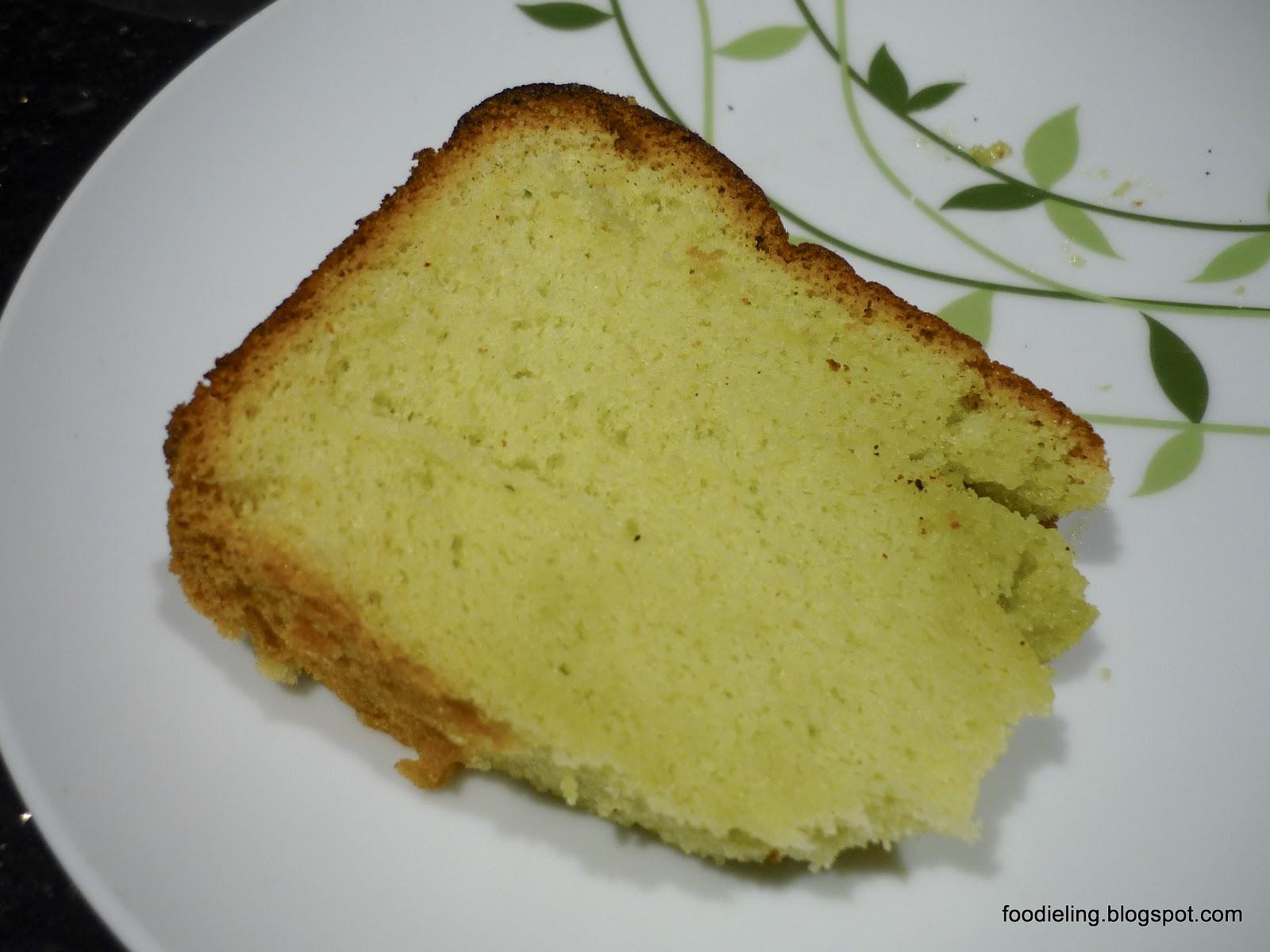 Pandan Chiffon Cake Recipes — Dishmaps