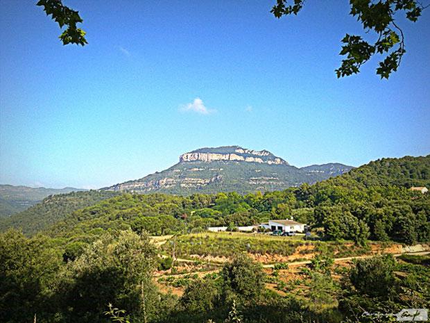 montaña La Mola Sant Llorenç del Munt i l'Obac