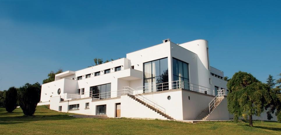 Villa Poiret à Mézy 1921 - 1923