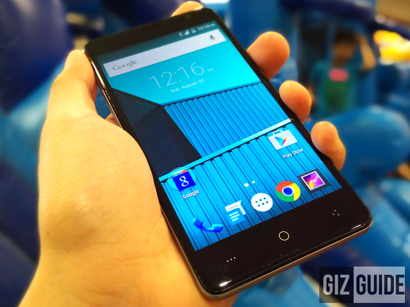 AN ULEFONE LOOKING MODEL WITH 2.5 D GLASS, LTE AND ANDROID 5.1 TEASED BY A LOCAL BRAND!