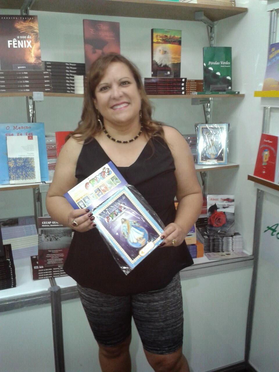 Salão do Livro em Guarulhos 2014