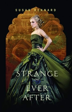Strange and Ever After cover