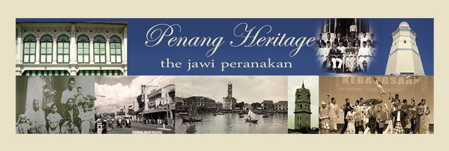 JAWI PERANAKAN STORY